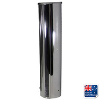 ASI Stainless Steel Cup Dispenser 600 x 117mm