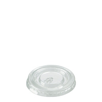 Clear Plastic Portion Cup Lid Ctn of 5000