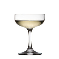 Olympia Classic Champagne Saucer 220ml Pkt 6