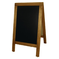 Olympia Pavement Menu & Specials Board A Frame Sign 500x850mm