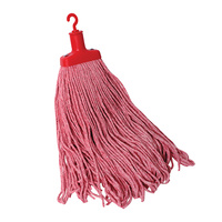 Sabco Mop Head Cotton 400g, Red