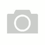 Cater-Rax Utility Trolley, Black Plastic with Closed Sides, 3 Shelves 845 x 430 x 950mm